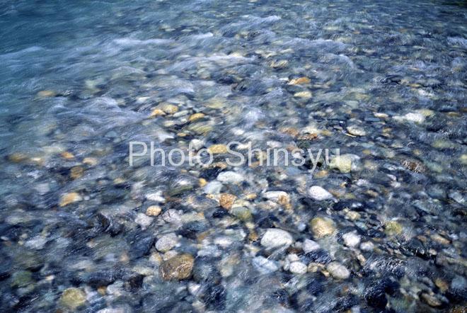 梓川の清流