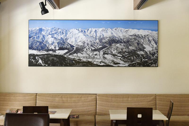 白馬五竜スキー場 某プチホテルDR